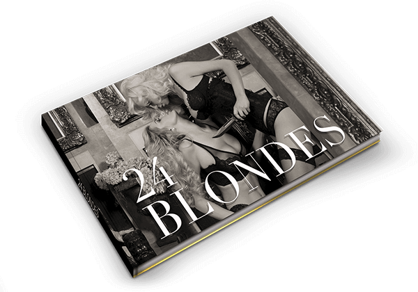 24 Blondes The Book
